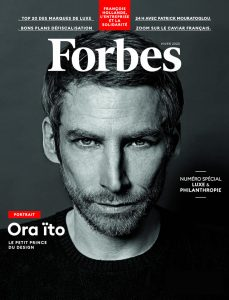 Couverture Forbes